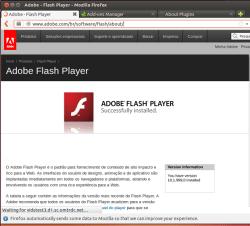 Nesse tutorial mostrarei como instalar o Flash no Ubuntu ...