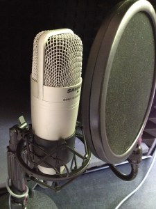 Voice Overs Microphone