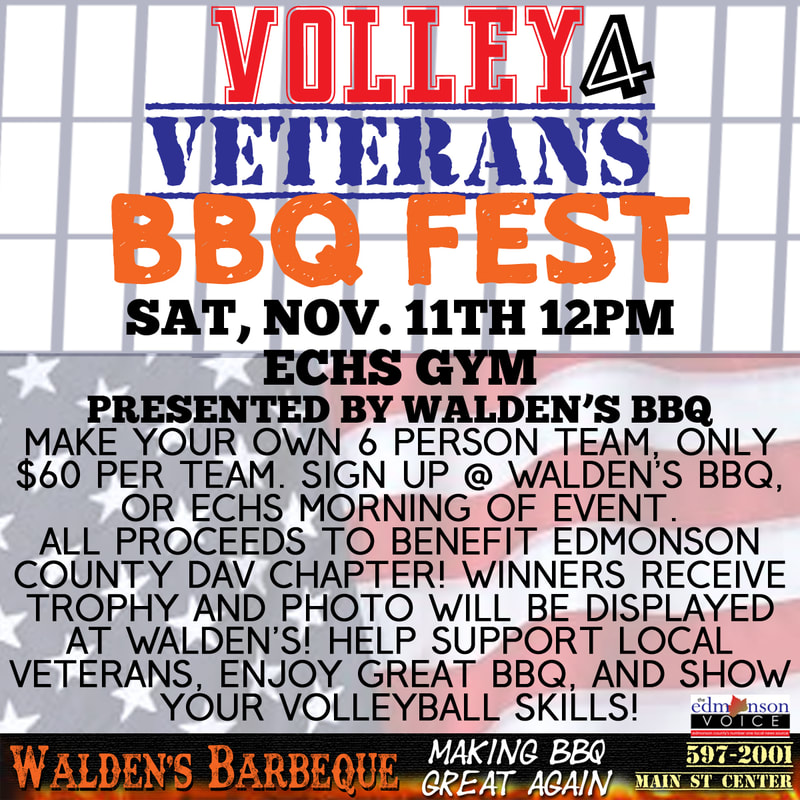 Walden\u0027s BBQ Volley 4 Veterans BBQ Fest/Volleyball Tournament DAV - bbq benefit flyers