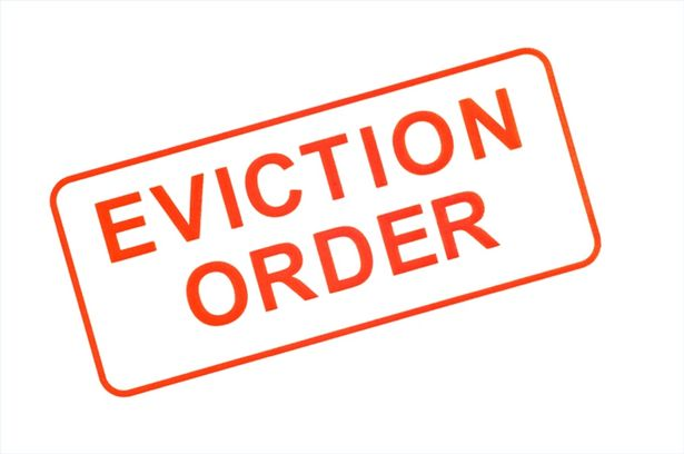 Fast Evictions in Alberta - eviction notice