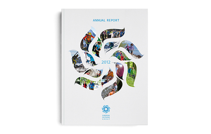 Here is the European Outdoor Groupu0027s 2012 Annual Report Annual - annual report cover page template