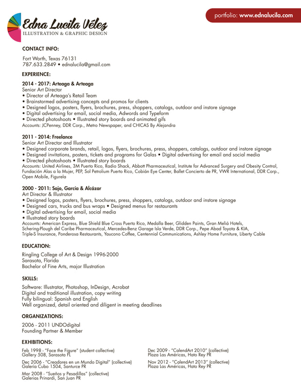 Resume - digital advertising resume