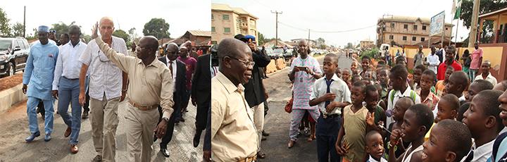 Benin residents
