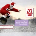 Ducasse, Quick & Bert's On the Christmas Wave!