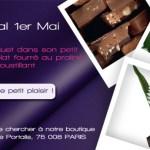 Le Brin de folie des chocolats Abanico!