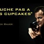Jack Bauer Prépare des Cupcakes.