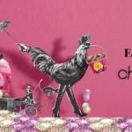 Ouverture de la Chasse à l'Oeuf de Pâques par Fauchon et Lindt