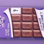 Le Dernier Carré de Chocolat Milka