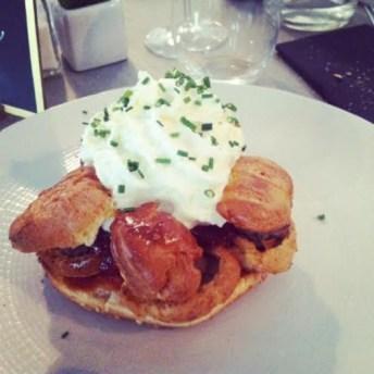 privée de dessert restaurant paris brest