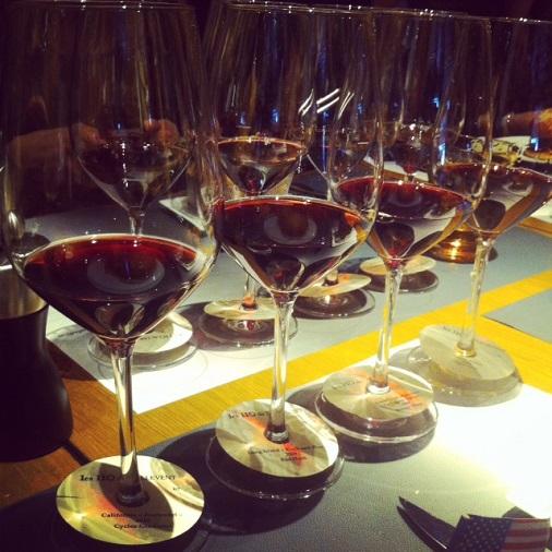 110 Taillevent restaurant un été américain sélection de vins américains