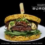 Le Test du Ramen Burger, un Burger à base de Nouilles !
