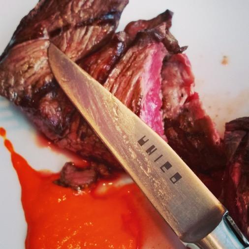 restaurant unico argentin paris couteau