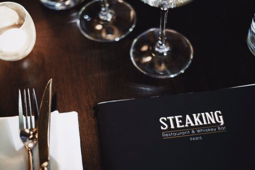 Steaking_Paris_menu