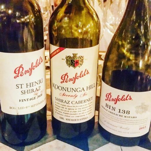 vins australiens penfolds