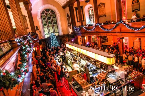 the church bar dublin