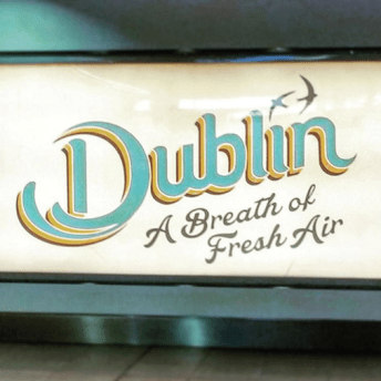 a breath of fresh air of dublin