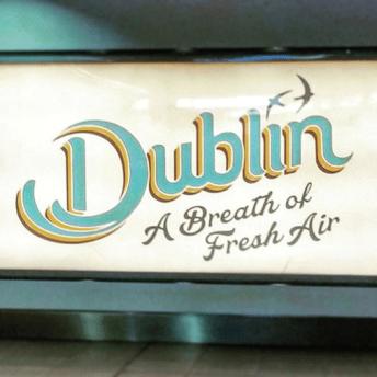 a breath of fresh air of dublin