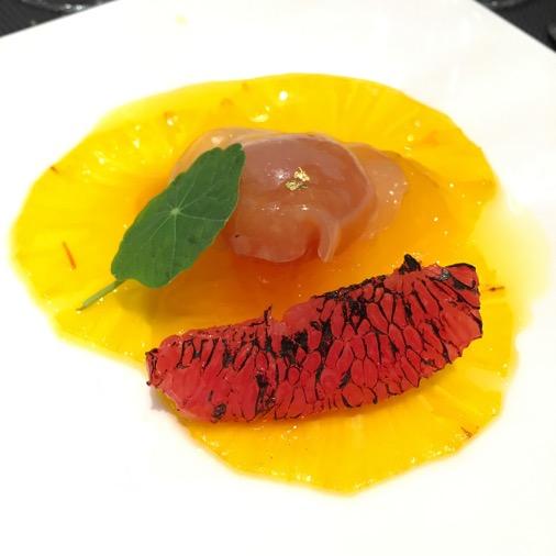 pierre gagnaire de dietrich diner desserts 3 étoiles