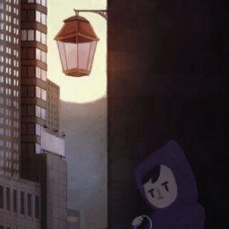 Borrowed light by Olivia Huynh