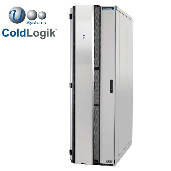 Coldlogik Water Cooled Server Rack Edp Europe