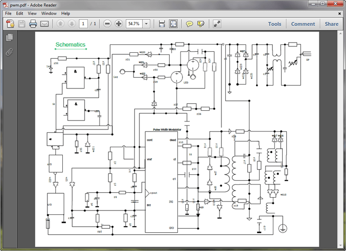 electrical circuit create electrical circuit software