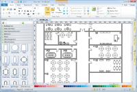 Simple Office Plan Maker - Make Great-looking Office Plan