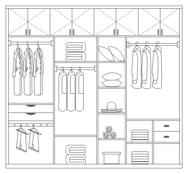 electrical plan cad blocks