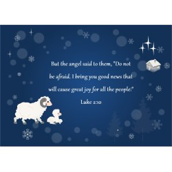 Small Crop Of Christmas Bible Verses For Cards