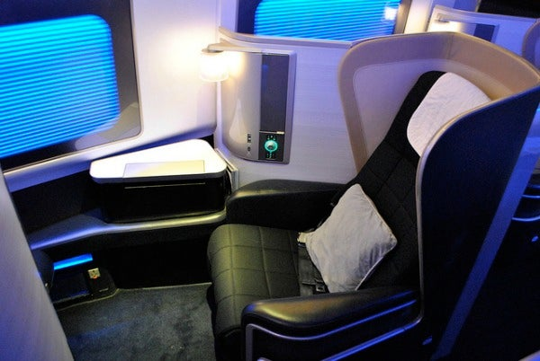Flying First Class British Airways Edreams Travel Blog