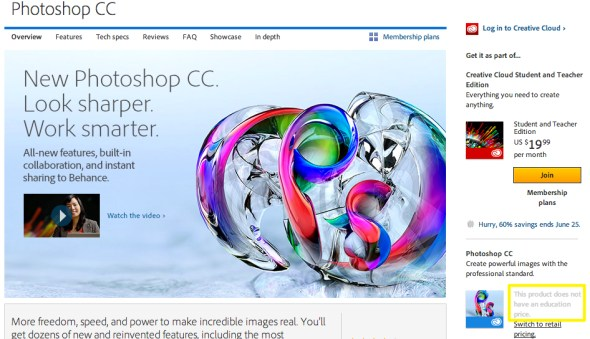 Adobe Photoshop CC Creative Cloud
