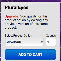 Red Giant - Products - PluralEyes 3 - Features