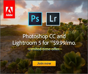 Adobe Cloud for Photographers