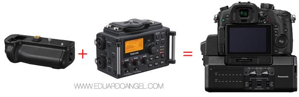 Panasonic-GH4-Video-Module