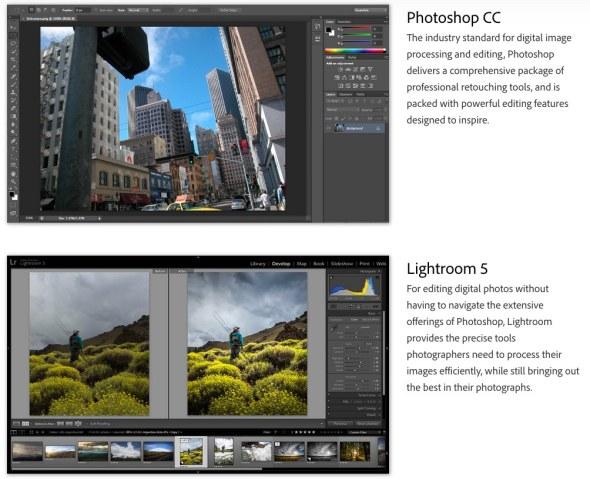 Photoshop Photography Program _ Adobe Creative Cloud