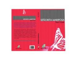 Srta. mariposa portada del libro