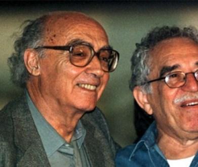 saramago Y GARCIAMARQUEZ