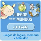 boton mundos Juegos Educativos 
