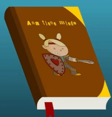 ¡¡ Cuento infantil: Ana tiene miedo !!