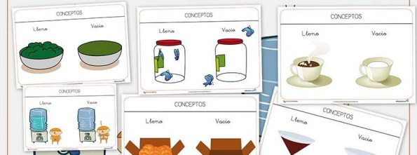 67916 521526681198992 996594227 n Recursos para el aula: Conceptos lleno y vacio