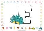Recursos para el aula: Abecedario para colorear