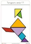 El tangram. Recursos para el aula