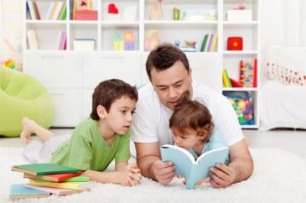 Mejorar el hábito de leer cuentos a los niños