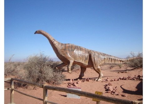 Un paseo entre Dinosaurios: Periodo Triásico