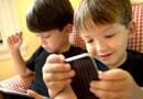 El uso del Whatsapp en los niños.