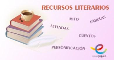 Aprendiendo: 6 Recursos literarios para niños