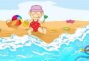 Cuento para niños: La Roca de la playa