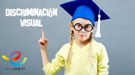 Discriminación visual en los niños