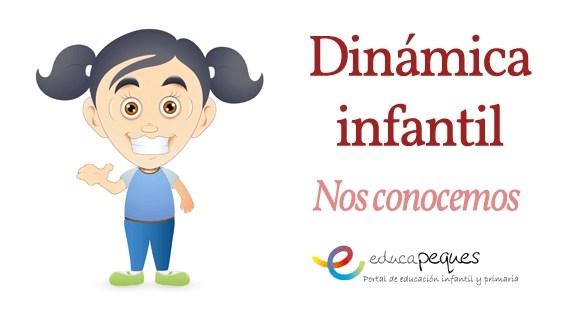 Dinámicas para niños: Nos conocemos