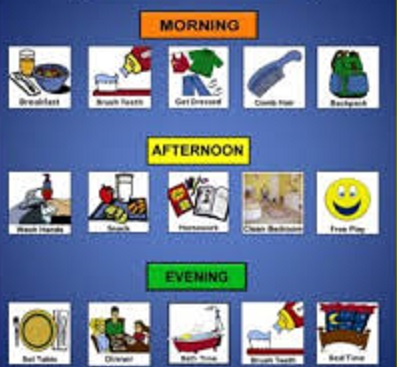 How To Use Schedules to Improve Children\u0027s Behavior \u2013 Education and