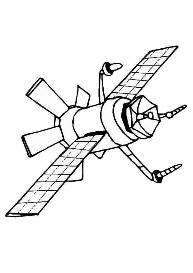 satellite internet Schaltplang